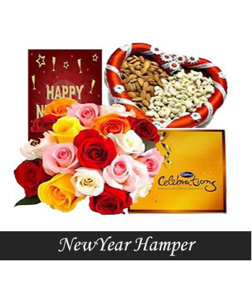 NewYear Hamper - New YearGift Online Delivery