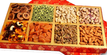 Nuts & Dry Fruits